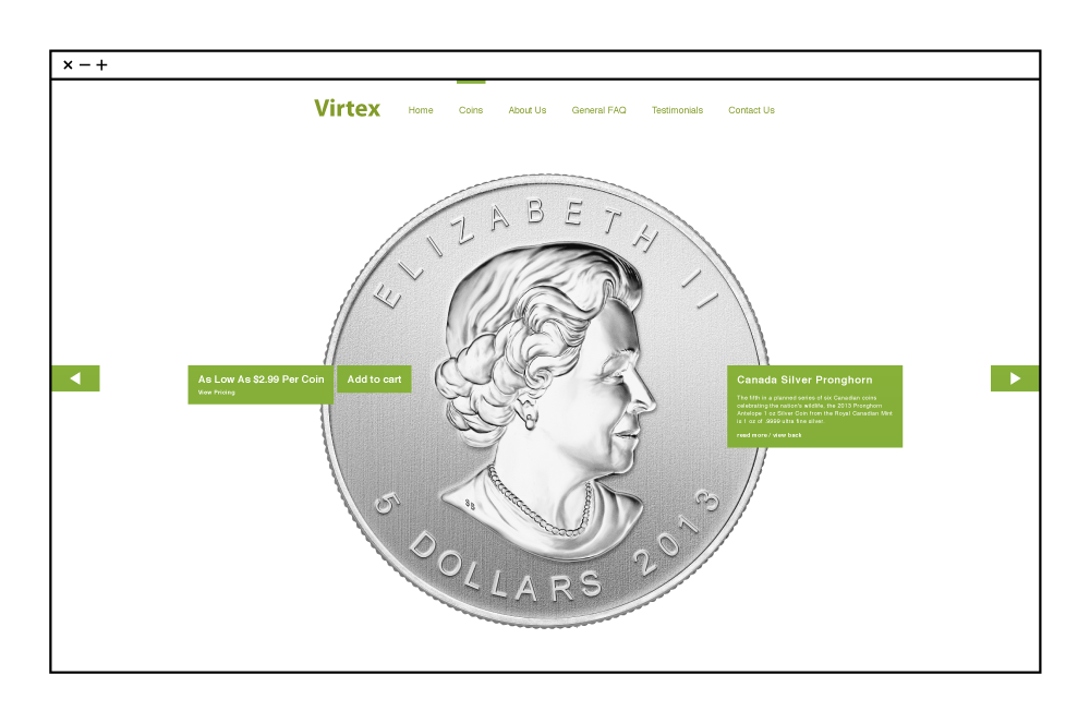elijah zapien virtex wholesale coins